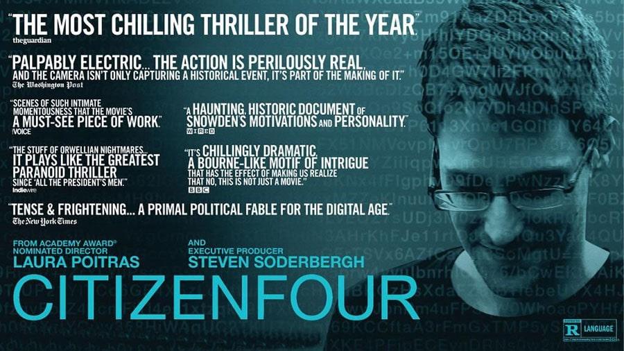 Citizenfour ve İnternet Dünyası