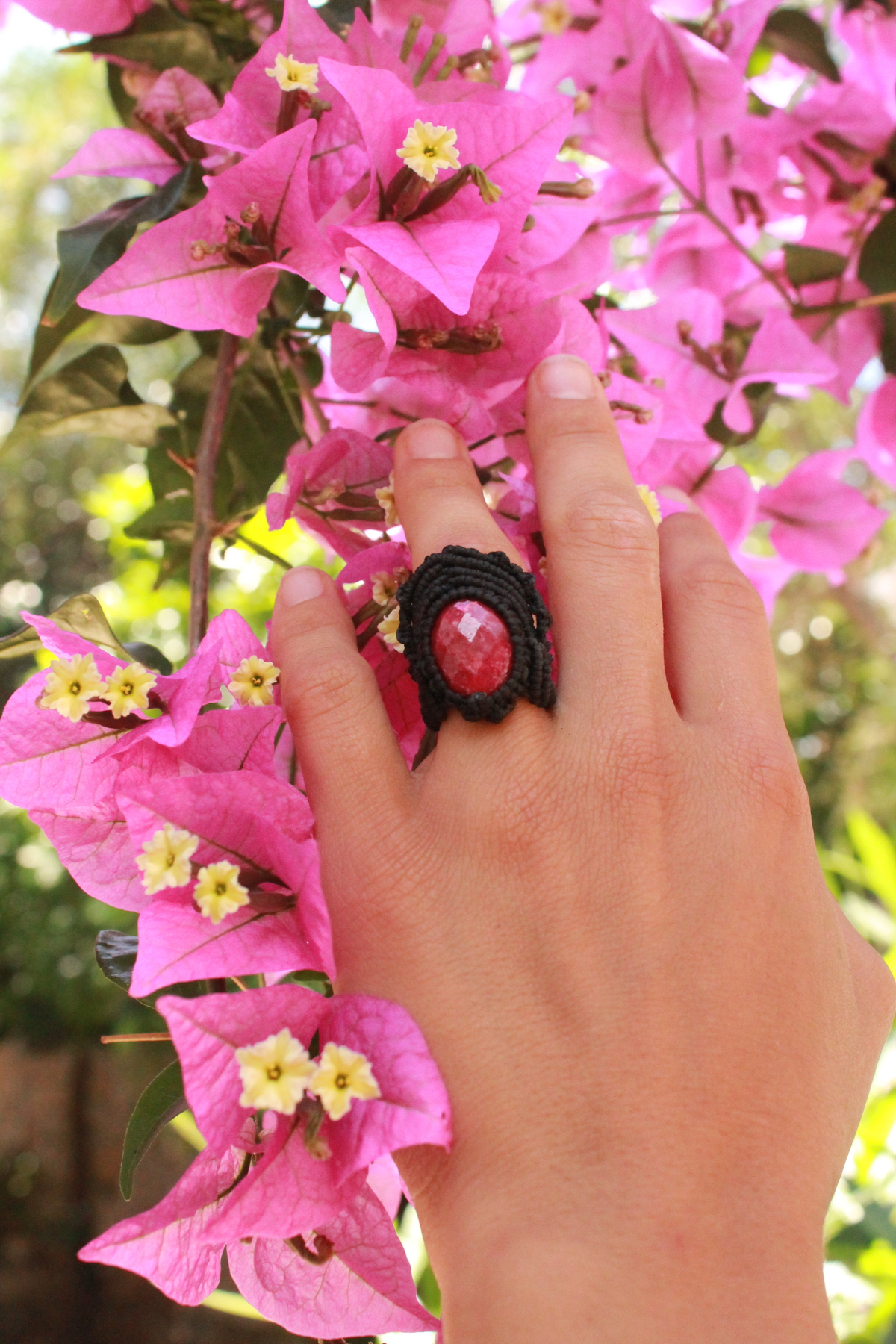 Here is the very special stone that I worked on... Ruby stone can pretend from very high temperature approximately 2050 degree . Also when the heat rises stone gets shinny and more radiant. This stone important in Islamic culture, ancient scriptures. Ruby is placed around middle east and asia.